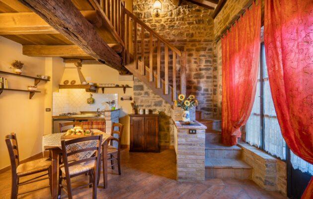 Agriturismo in Umbria - Le Casacce - Soppalco 4